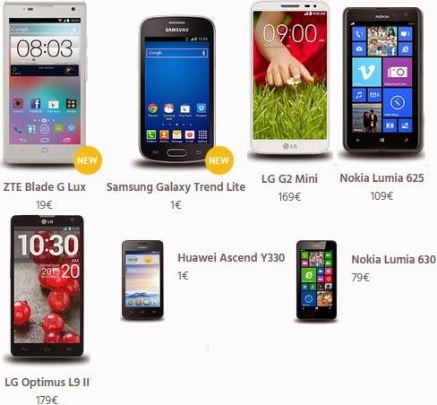 I prodotti di telefonia che si possono pagare a rate con MobileFreedom di Fastweb