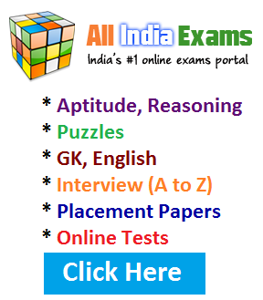 Free Online Tests - May 2015
