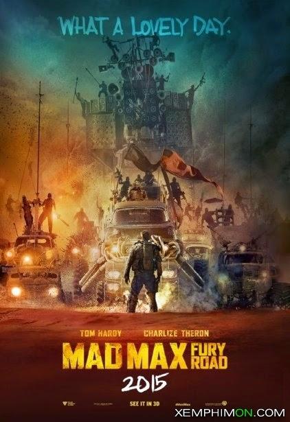 Max điên cuồng 4: Con đường nguy hiểm - Mad Max 4: Fury Road - 2015