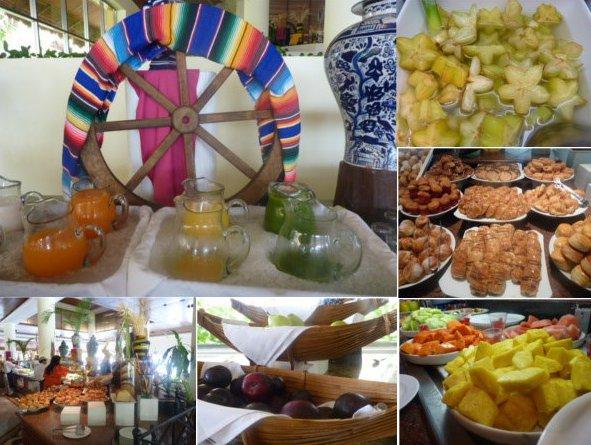 Desayuno Fiesta Americana