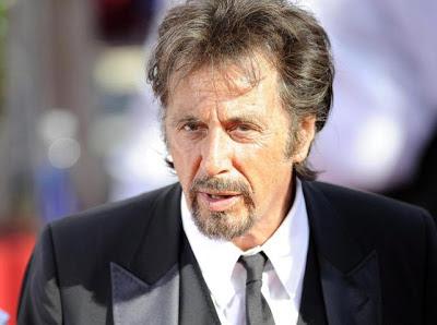 Al Pacino. Progratonista del FILMA2 de la semana. Making Of