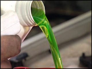 Importancia del líquido refrigerante o anticongelante