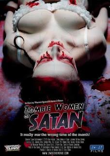 Ver Zombie women of Satan (2009) Online