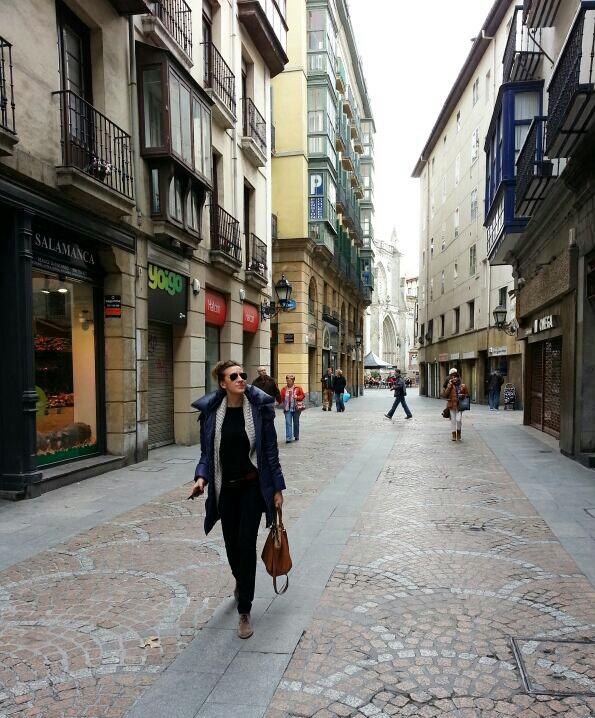 Bilbao ruta de shopping look and chic - Comptoir des cotonniers bilbao ...