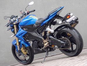 Biaya Modifikasi Yamaha Vixion Street Fighter