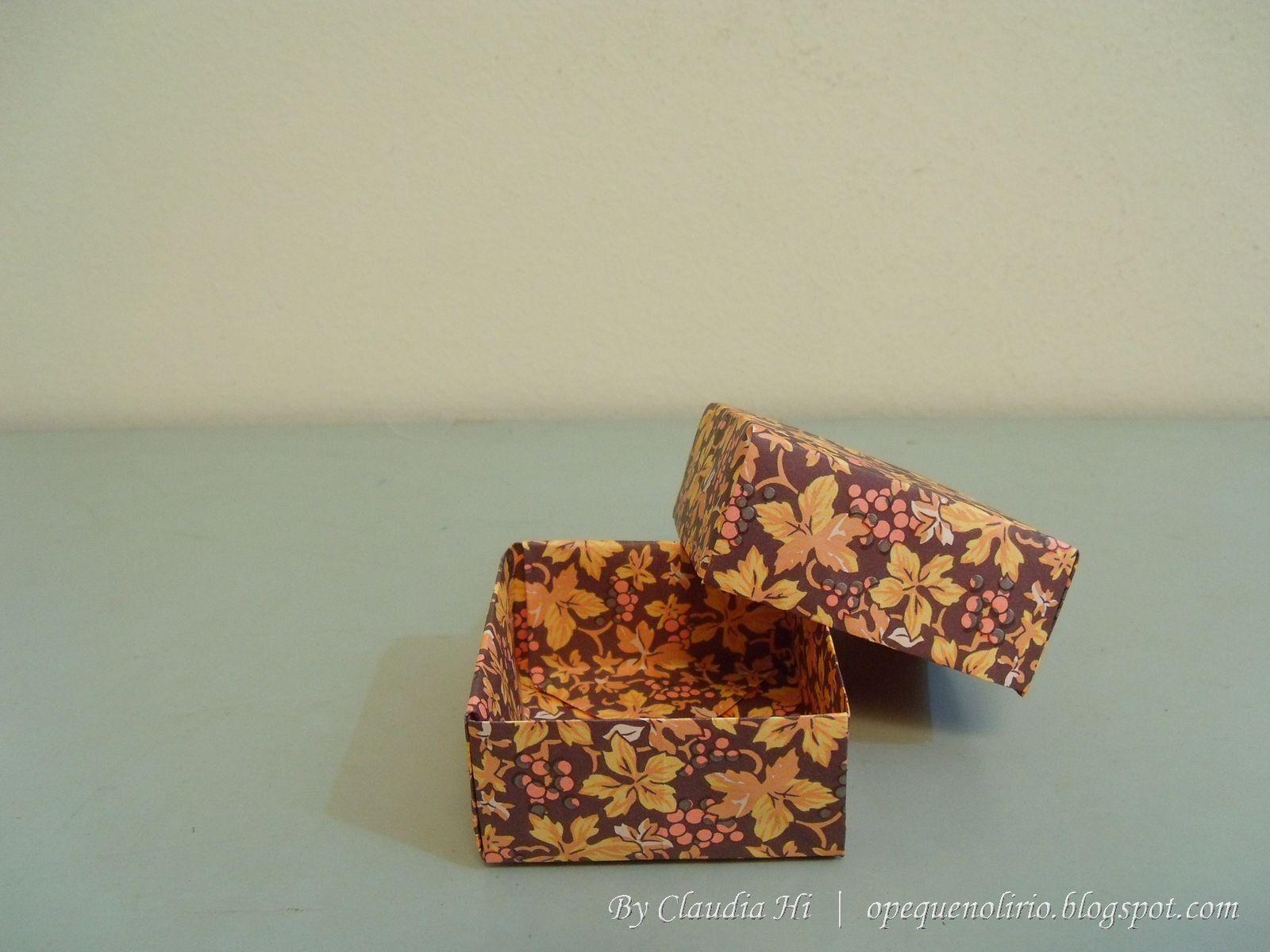 Origami Box 04