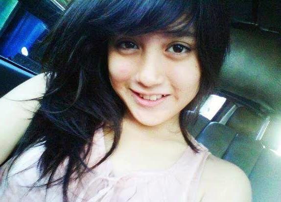 Foto selfie Nabilah JKT48