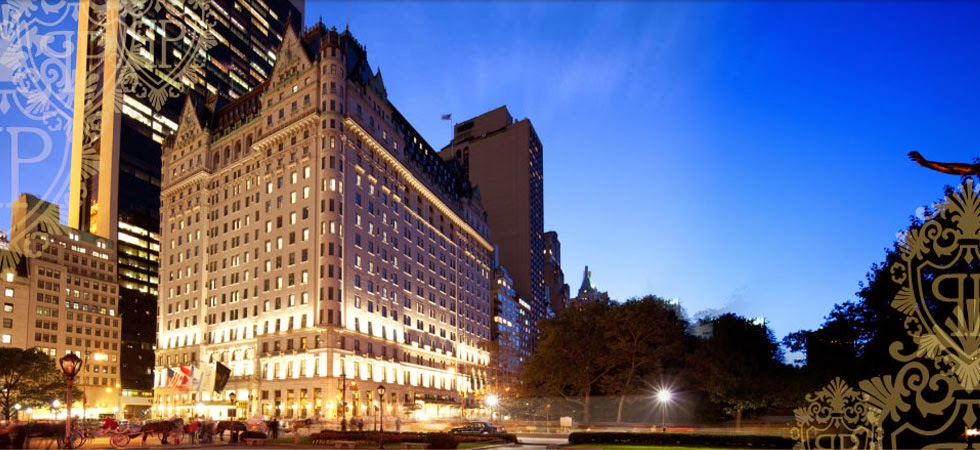 Luxury hotels the plaza hotel new york for Expensive hotel in new york