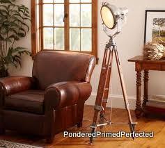 Pondered Primed Perfected Tripod Lamp Restoration