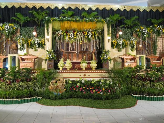 The design stage of the heavenly marriage