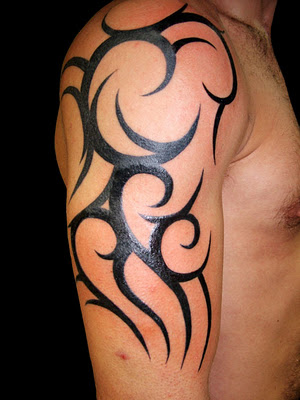 tribal tattoo designs for arms-37