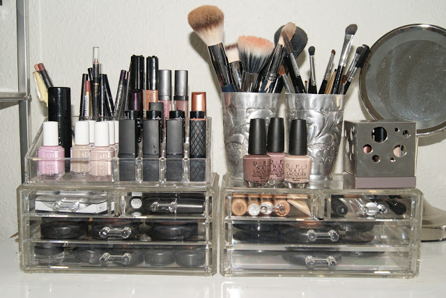 journal d 39 une gamine comment ranger son make up quand