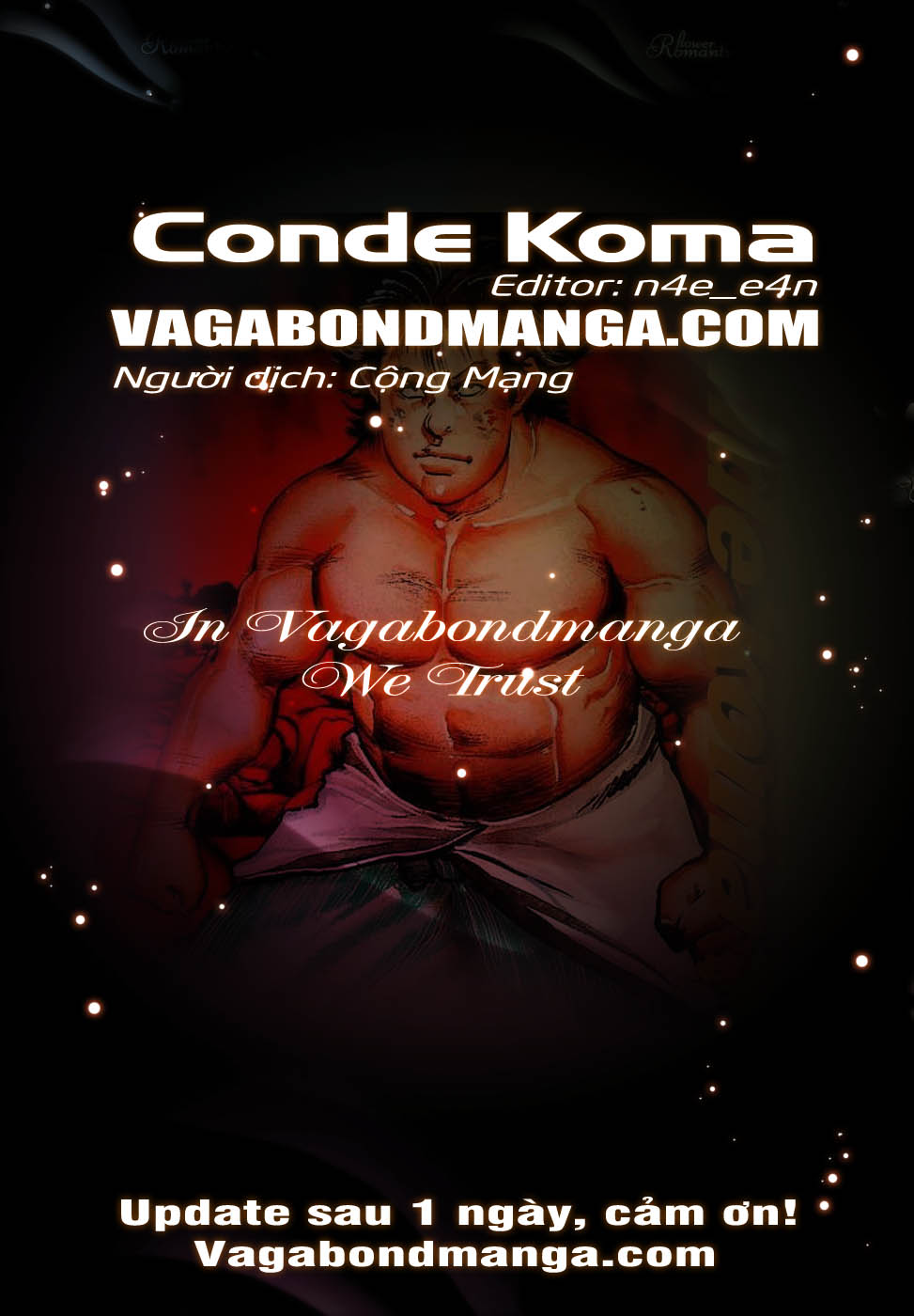 Conde Koma Chap 83 - Next Chap 84