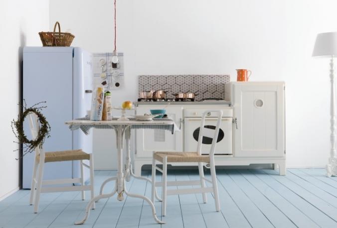 Abeta stile - Cucina stile vintage ...