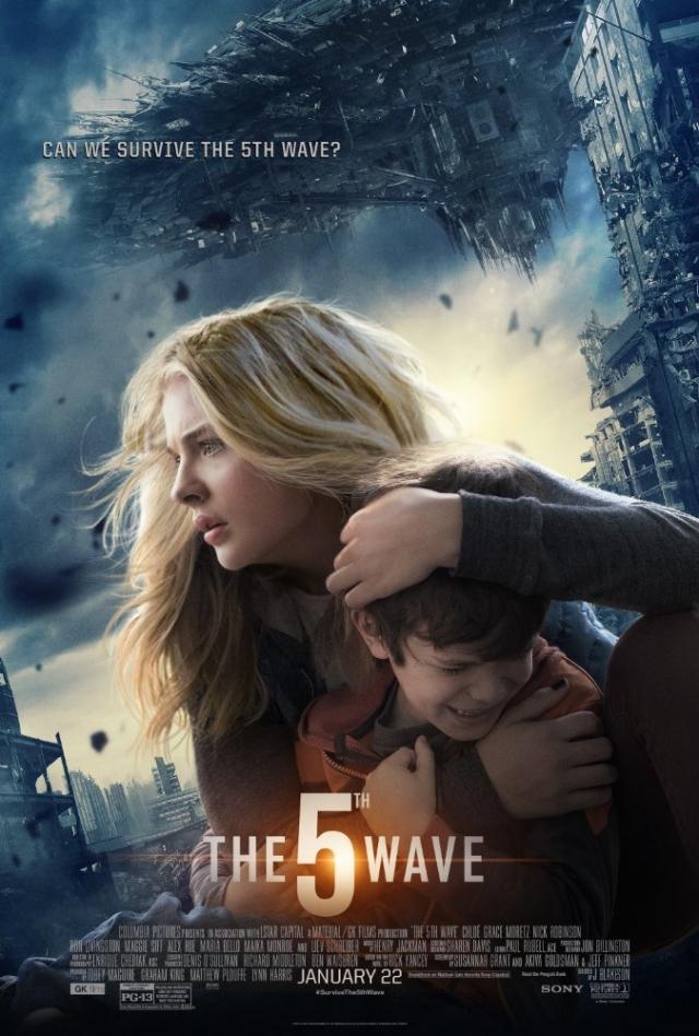 Đợt Tấn Công Thứ 5 - The 5th Wave (2016)
