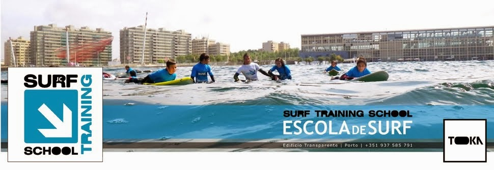 SURF TRAINING SCHOOL  |  Escola de Surf  |  PORTO
