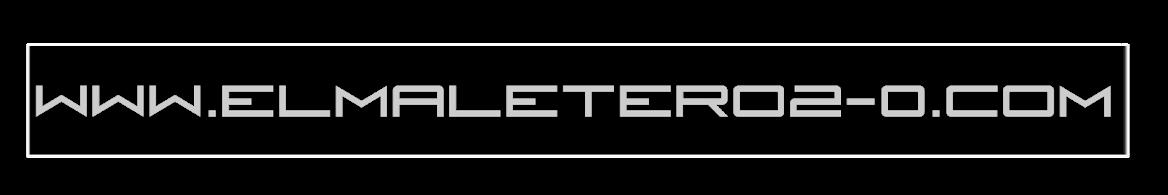 ELMALETERO 2.O - MOTOR,CIENCIA FICCION,CULTURA,REPORTAJES,ENTREVISTAS