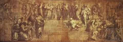 opere esposte alla pinacoteca ambrosiana di milano