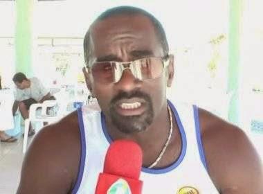 Morre aos 49 anos, o ex-jogador do Vitória Edvaldo Teles