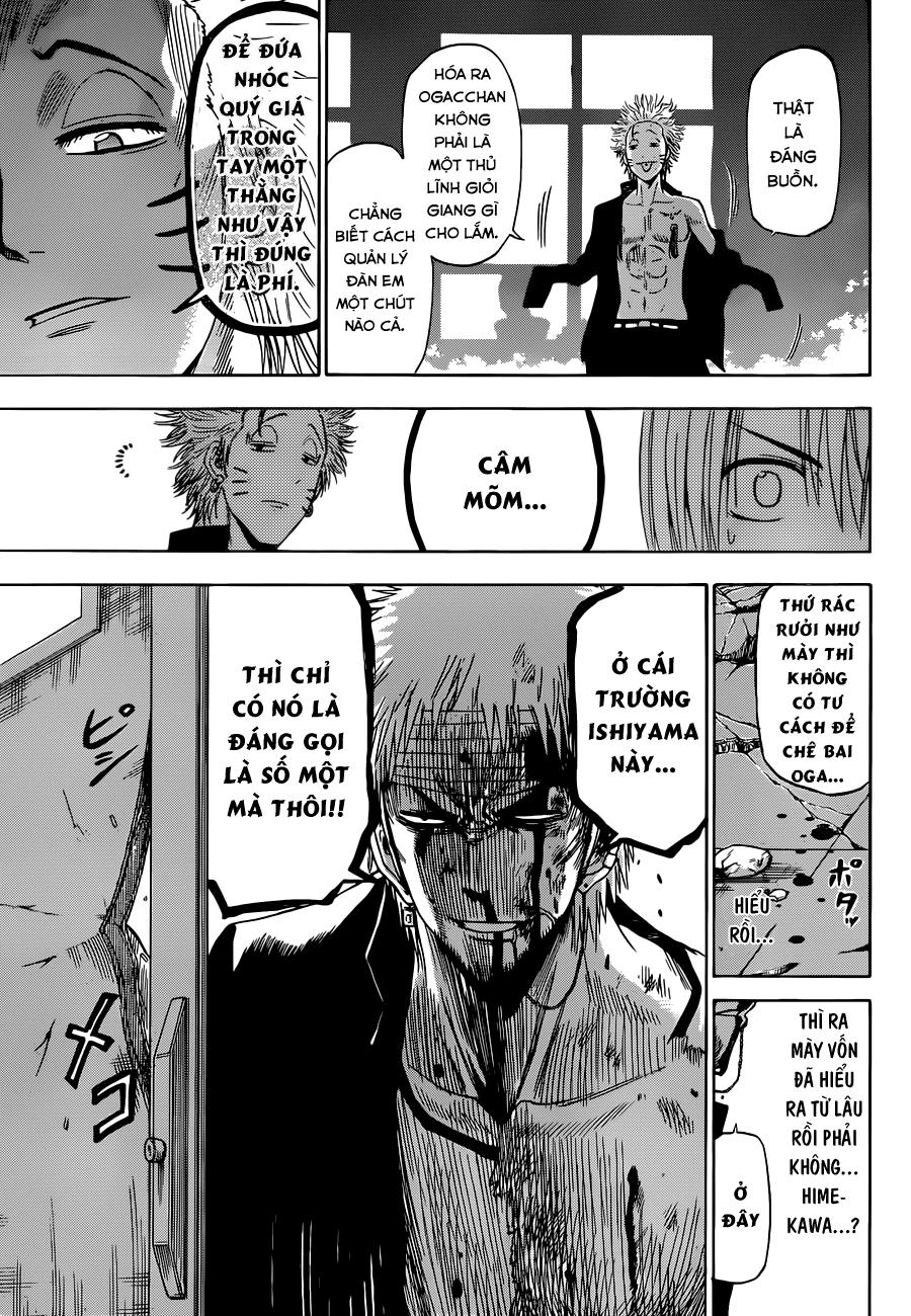 Vua Quỷ - Beelzebub tap 193 - 17