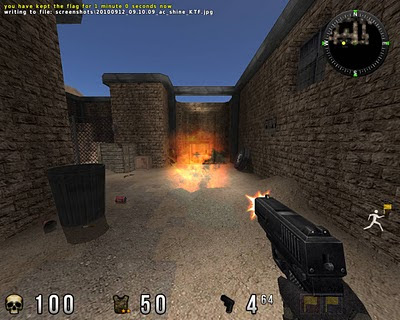 Protox Mod for AssaultCube in Game Preview