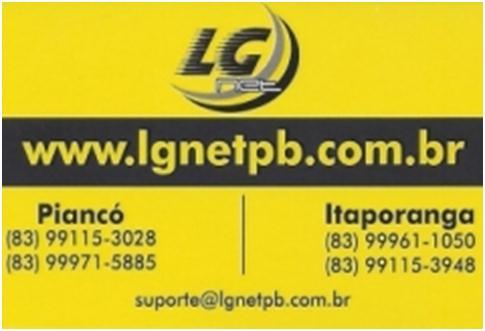 LG Net: ASSINE JÁ! CLICK AQUI
