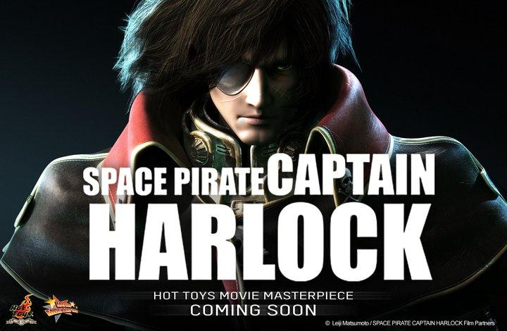 Capitan harlock il film ecco trailer di minuti