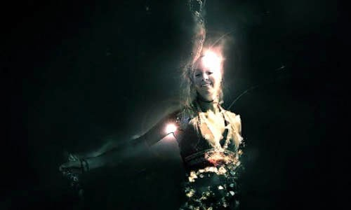 http://www.psdvault.com/photo-effect/create-a-crystallized-water-girl-figure-with-disintegration-effect-in-photoshop/