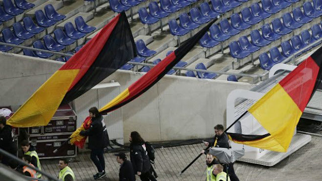 Germany Match Cancelled