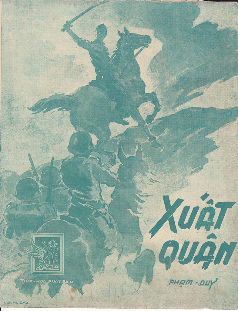Image result for XUẤT QUÂN - Phạm Duy
