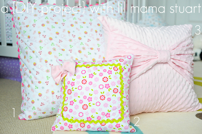 Cute Diy Pillow Cases : a {day} with lil mama stuart: DIY Pillow Cases - Birthday Gift