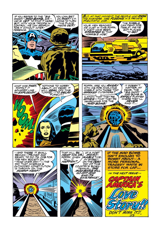 Captain America (1968) Issue #197 #111 - English 18