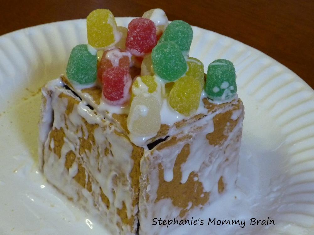 Stephanie 39 S Mommy Brain How To Make A Graham Cracker