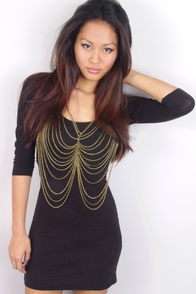 How to Wear: The Body Chain