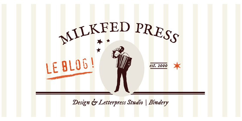 The Milkfed Press Blog