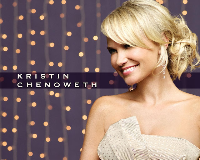 Kristin Chenoweth Wallpapers 01