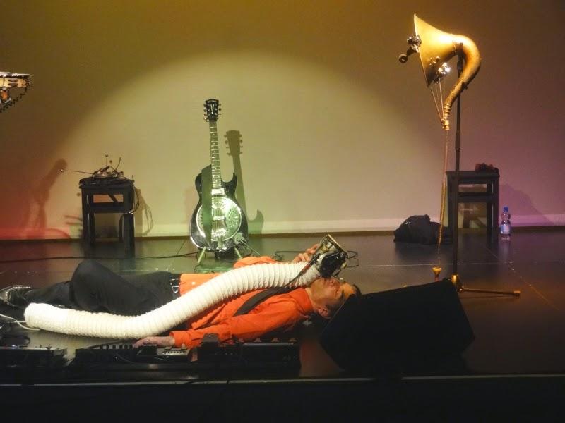 14.06.2014 Dortmund - Junge Oper: Thomas Truax