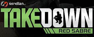takedown red sabre logo Takedown: Red Sabre (360)   Xbox Live Arcade Version Delayed