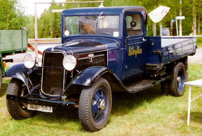 Ford Bb