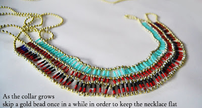 MY DIY, egyptian necklace diy,tribal necklace diy,fashion diy, fashion DIY, necklace diy, beaded necklace diy,tutorial,how to, do it yourself