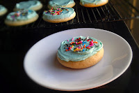 Egg Free Sugar Cookie