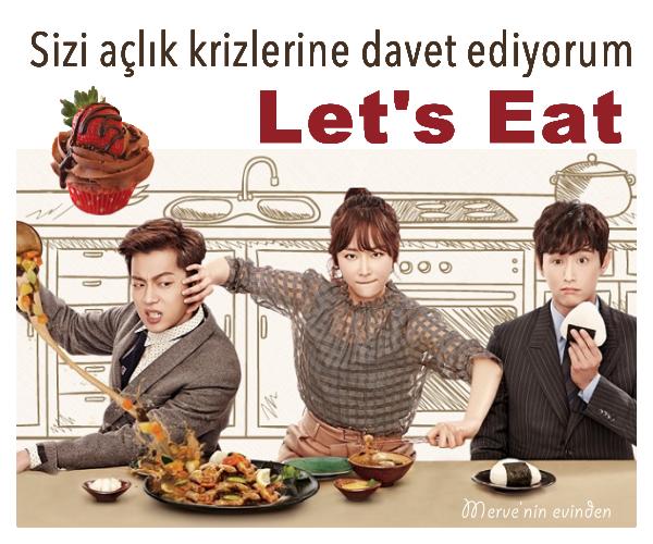 Let's Eat dizisi ve açlık hissi