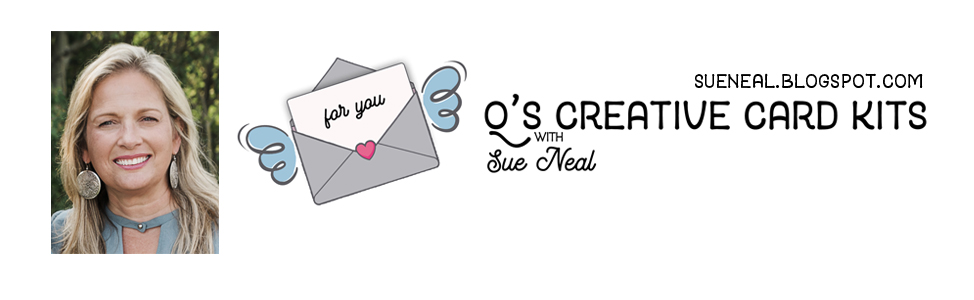 Q's Creative Card Making Kits
