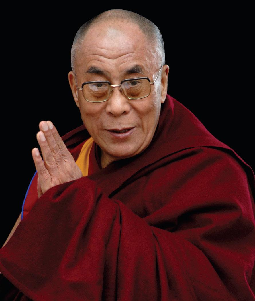 Trang Đalai Lama - Giáo sư Hoang Phong Nguyễn Đức Tiến