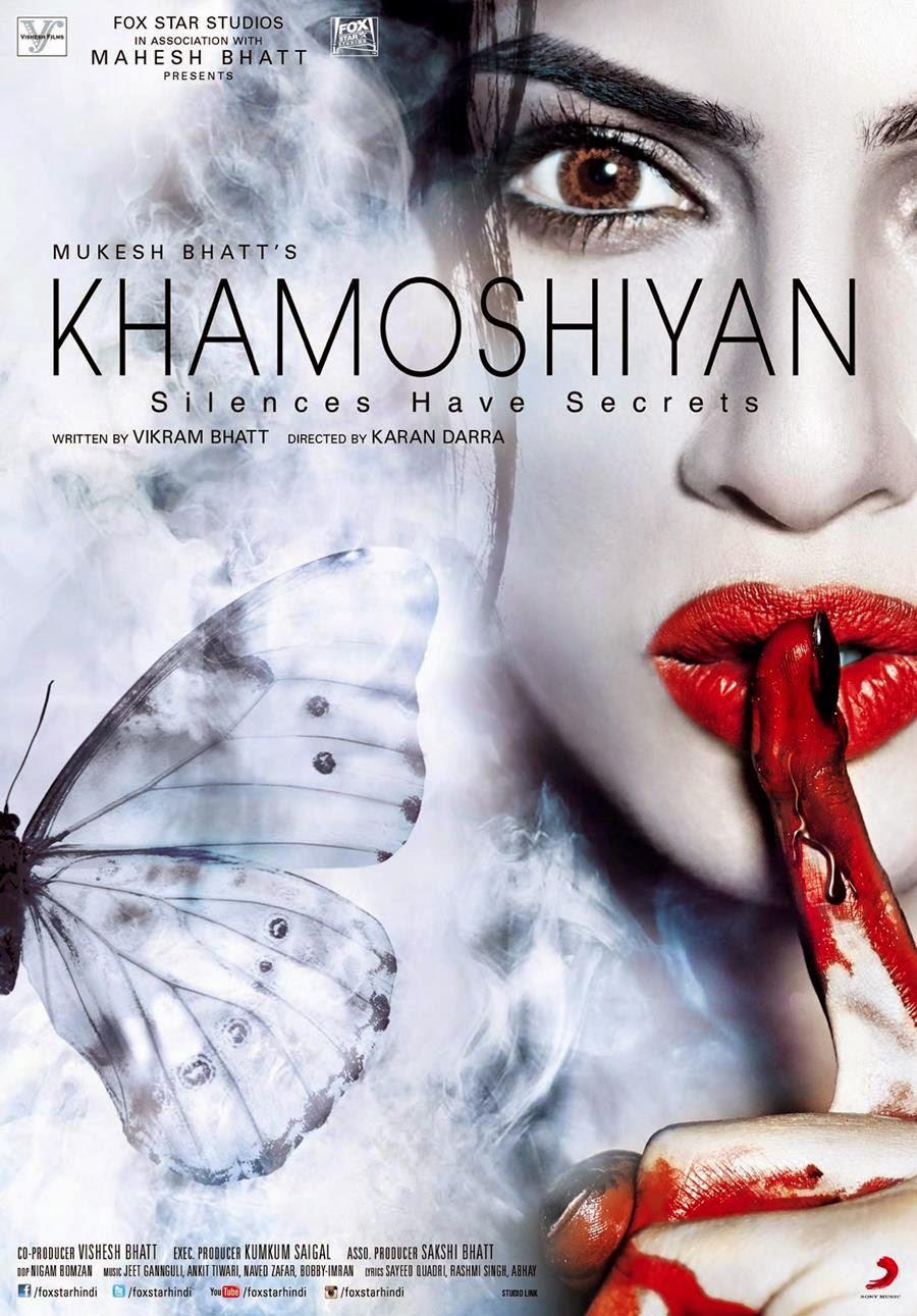 Khamoshiyan (2015) Poster