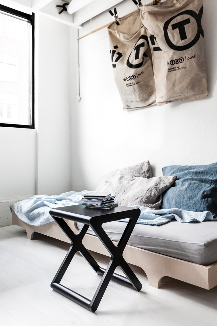 teener room with Rafa-kids furniture