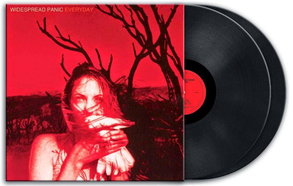 Widespread Panic - Everyday Vinyl Record Album