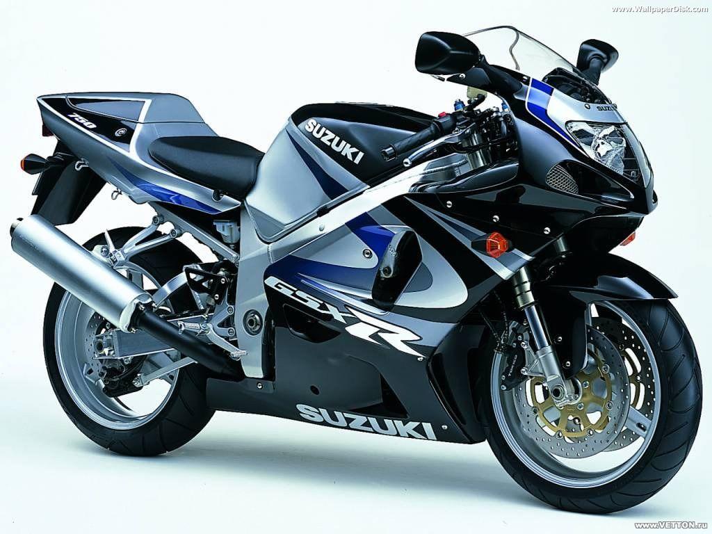 Suzuki heavy bike pic