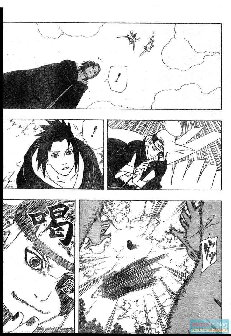 Naruto chap 356 Trang 10 - Mangak.info