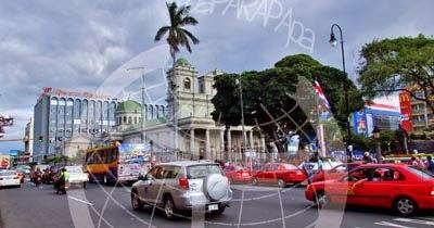 Centro de San José. Costa Rica.